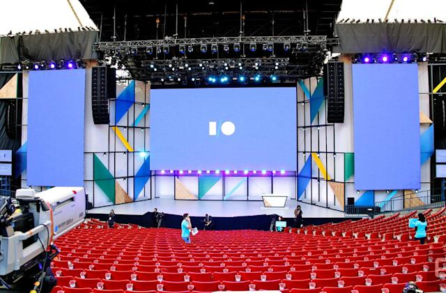 Watch the Google I/O 2017 keynote right here!