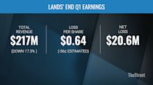 Lands' End Sports Wider-Than-Expected Quarterly Loss