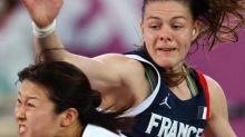 JO - Basket 3X3 (F) - Les Françaises battues par le Japon pour leur troisième match du tournoi de basket 3x3