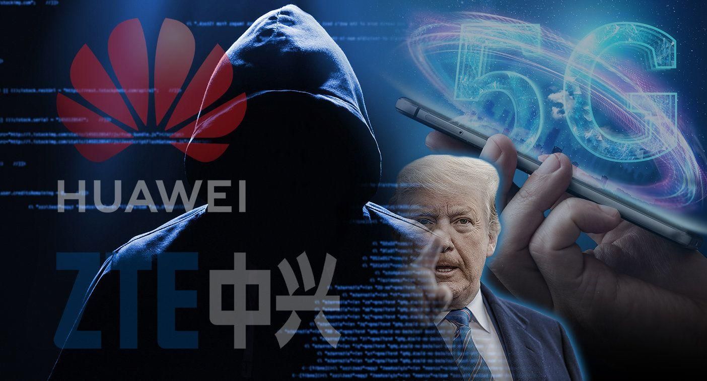 First 5G, now supply chains: Trump administration considers blacklist to battle China