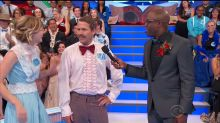 Watching this guy get put in the friend zone on 'Let's Make a Deal' will make you cringe