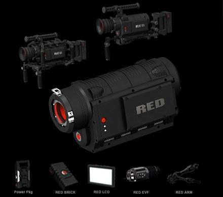 The RED ONE 60p cam gets a price list