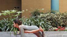 Cristina Pedroche y otras famosas que adoran el yoga