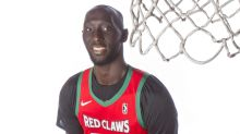 How Tacko Fall, Tremont Waters fared for Red Claws vs. Capital City Go Go