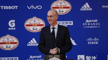 Adam Silver would prefer that the NBA's superstars 'rest' during home games