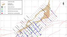 Namibia Critical Metals Heavy Rare Earth Project - New Results Confirm Multiple Dysprosium Zones at Area 2B, Area 4 Drilling Completed and Mining Licence Application Advances
