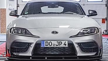 氣質派「美顏」!Toyota GR Supra專用「Prior Design」新套件曝光