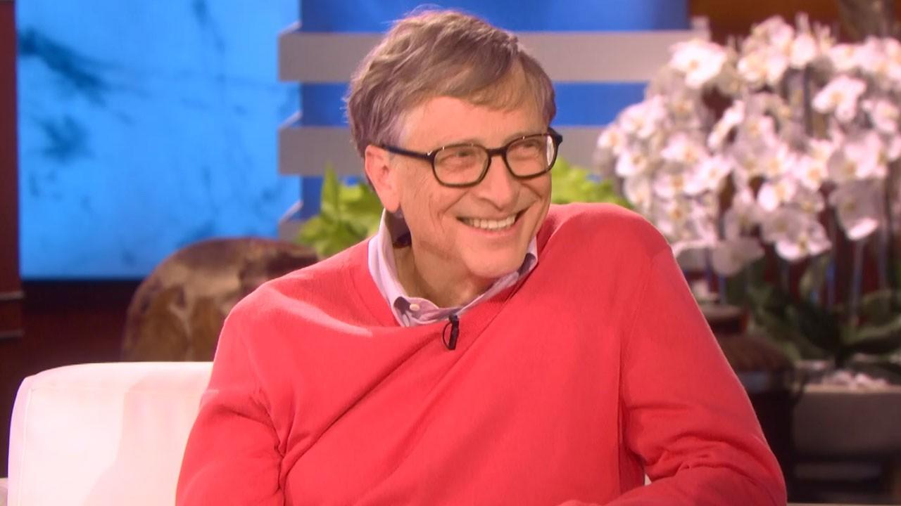 Bill Gates Reveals His Most 39 Extravagant 39 Purchases Including An Indoor Trampoline Room