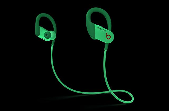 Beats unveils a glow-in-the-dark version of its sporty Powerbeats earbuds