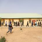 Nigerian schoolboys freed as forces search for 300 abducted girls