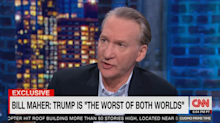 Bill Maher blames Trump's base for all of his 'winning': 'It's a cult'