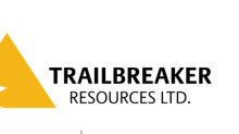 Trailbreaker Resources Announces the Granting of Stock Options