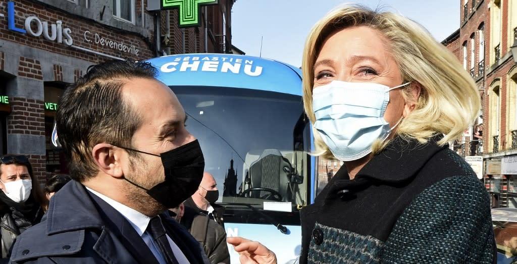 Marine Le Pen n'a plus aucun effort à faire pour être au second tour