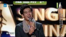 Singaporean singer Nathan Hartono impresses on Chinese singing show