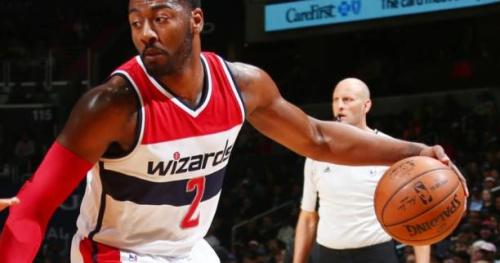 Basket - NBA - Le Top 5 de la nuit : John Wall au sommet pour Washington