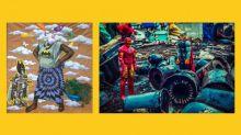 Kinshasa à la Cité de l'architecture : une immersion dans la grande cité africaine à travers le regard de 70 artistes