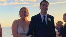 Amy Schumer and Chris Fischer's Wedding Video Is Here and the Vows Will Move You