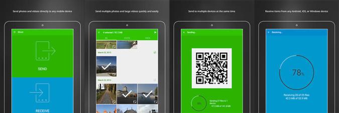 BitTorrent Shoot shares photos and videos between platforms