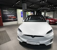 Tesla's Furious Rally May Have 55% Upside, Analyst Says