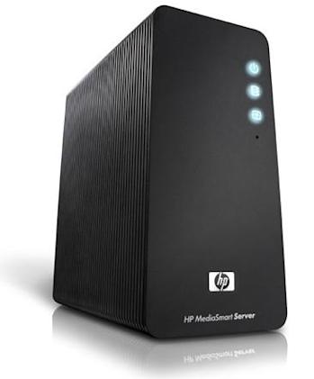 HP's MediaSmart Server LX195 reviewed: impressive, but flawed