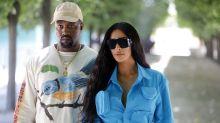 Kanye West gave Kim Kardashian $1 million for turning down a sponsored fashion post for Yeezy rival