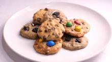 Cómo hacer galletas en poco tiempo y en el microondas