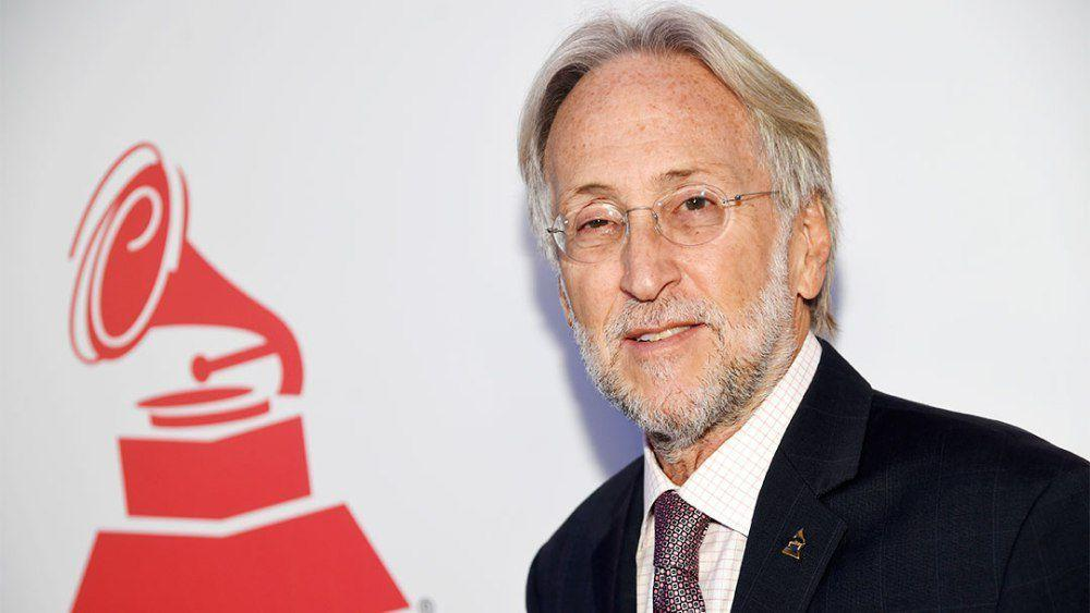 Neil Portnow, president and CEO of the Recording Academy, arrives at the Lifetime Achievement and Trustees Awards presentation at the Ka Theater in the MGM Grand Hotel on Wednesday, Nov. 18, 2015, in Las Vegas. (Photo by Chris Pizzello/Invision/AP)