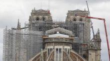 """Notre-Dame de Paris : le démontage de l'échafaudage sera achevé """"avant fin septembre"""""""