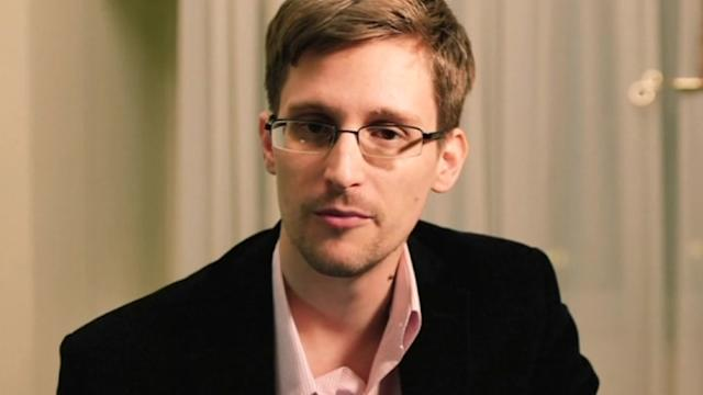 Snowden releases Christmas video to push for more debate
