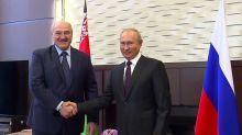 Russian loan won't keep Lukashenko afloat for long