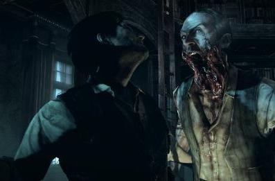 Walk through walls, get infinite ammo in The Evil Within on PC