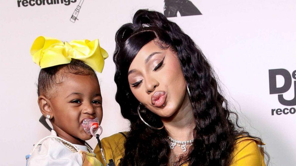 Cardi B makes daughter Kulture her very own Instagram account