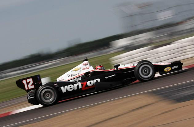 Verizon's latest LTE test streams Indy 500 in-car video to phones in pit lane
