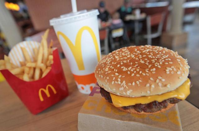 McDonald's will satisfy your Big Mac craving with UberEats delivery