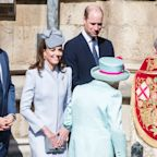 Kate Middleton Had a Sweet Moment With the Queen During Her Birthday at Easter Service