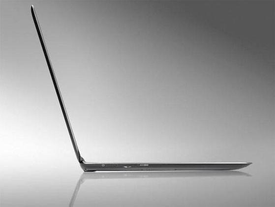 Acer announces 'world's thinnest' 13.3-inch Aspire S5 Ultrabook at CES 2012 (update: pictures)