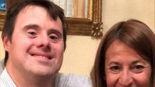 Un joven con síndrome de Down, candidato en las listas del PP a las elecciones