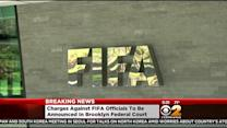 Charges Against FIFA Officials To Be Announced In Brooklyn Federal Court