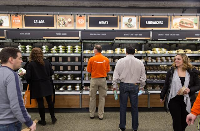 Amazon's checkout-free store opens to the public January 22nd