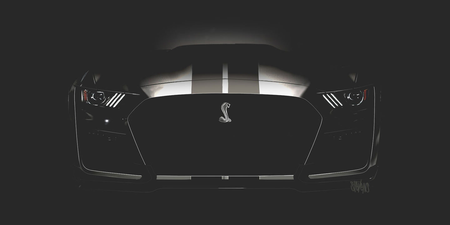 Ford mustang shelby gt500 makes 720 hp says fishy leaked document