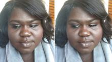 Gabourey Sidibe approves of Fenty Beauty's foundation