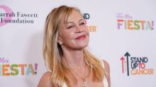Melanie Griffith, 63, looks incredible as she poses in lingerie for breast cancer awareness month