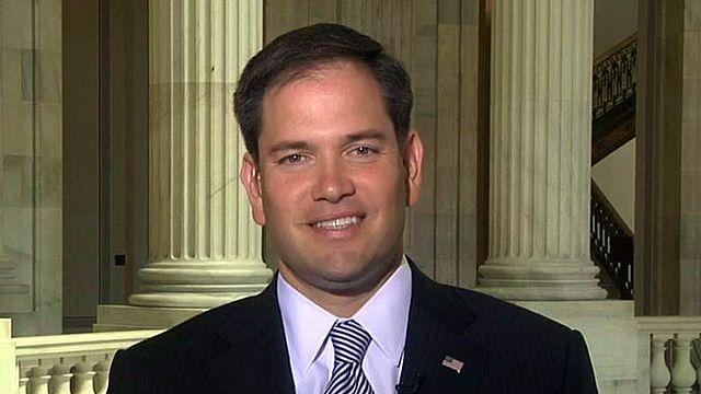 Marco Rubio reacts to Obama administration chaos