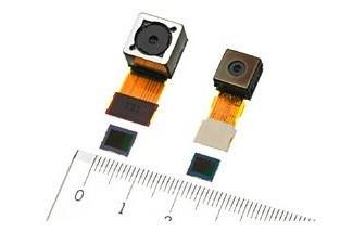 Sony outs world's first 16.41 megapixel cellphone sensor