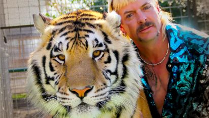 Why has 'Tiger King' gotten so much attention?