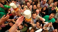 Prost! Oktoberfest 2017 gets underway with seven million litres of beer