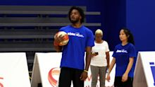 Miami Heat star Justise Winslow in Singapore to share tips on basketball success