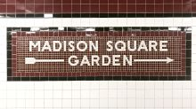Madison Square Garden Tumbles on Quarterly Miss