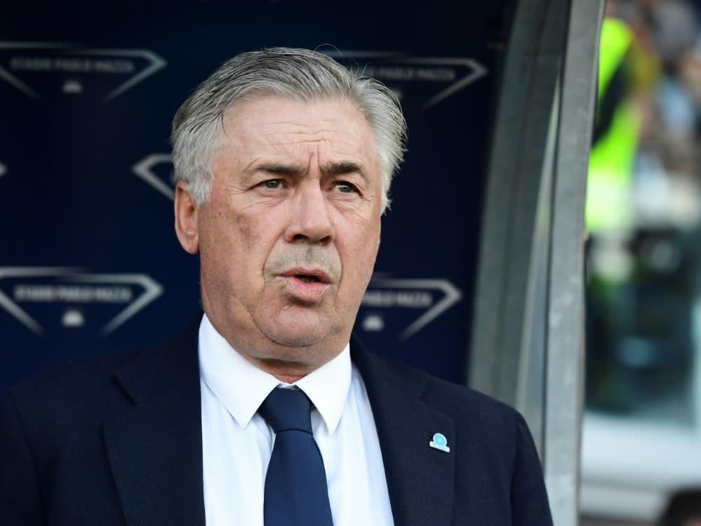 Ancelotti unter Druck: Klub-Chef ordnet Trainingslager an