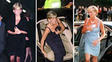 'Cleavage bags': Why Princess Diana was so fond of clutches